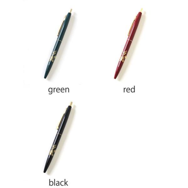 イルビゾンテ IL BISONTE ゴールドブランドアイコン ボールペン・5432404298(全3色)(unisex)|crouka|02