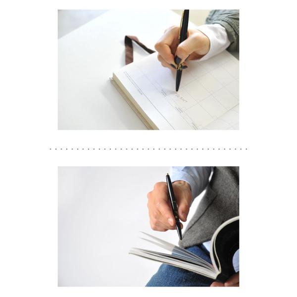 イルビゾンテ IL BISONTE ゴールドブランドアイコン ボールペン・5432404298(全3色)(unisex)|crouka|05