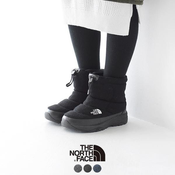 THE NORTH FACE ザ ノースフェイス Nuptse Bootie Wool IV Short ヌプシブーティー ウール IV ショート・NF51879|crouka