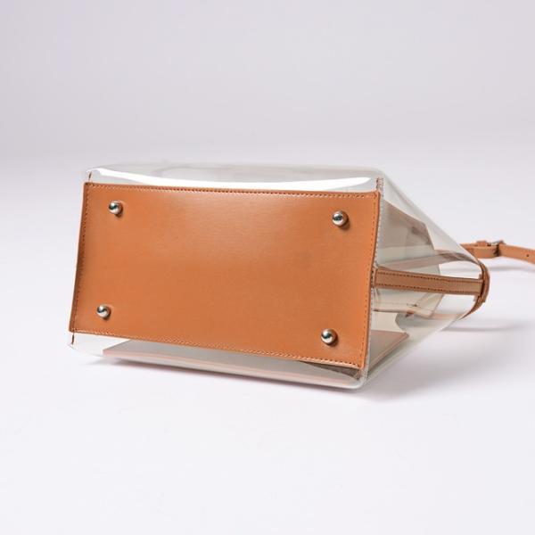 ヤーキ YAHKI ビニールレザー フラップ ショルダーバッグ ハンドバッグ ・YH-238(50%off)(セール品、返品交換不可)|crouka|11