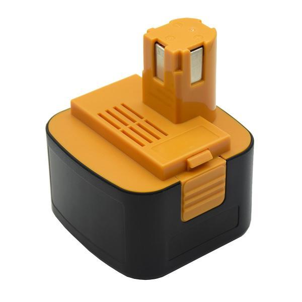 Enermall EY9200 EZ9200 パナソニック Panasonic互換バッテリー 12V 3000mAh EZ9200 EZ9200S EZ9107 EY9200(B) EY9108(S) EY9201(B) EY9001 EZT901 対応 ニッケ
