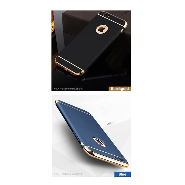 iPhone8 ケース カバー ガラスフィルム付き iPhoneXr iPhoneXs Max iPhoneX おしゃれ iPhone7 iPhone 6s 6 Plus 耐衝撃 アイフォン8 アイホン8 3in1slimmat|crown-shop|11