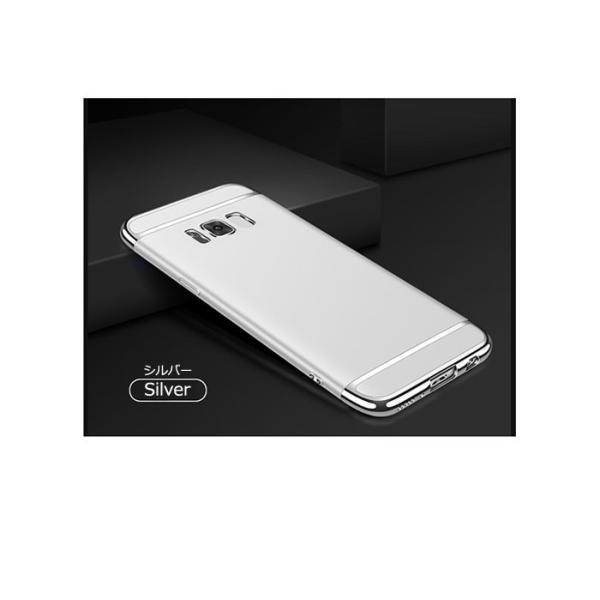 GalaxyNote8 フルフィルム 付き Galaxy Note8 SC-01K ケース カバー sc01k SCV37 デコ S9+ sc03k S9 sc02k 耐衝撃 sc03j sc02j ギャラクシーノート8 3in1slimmat|crown-shop|06