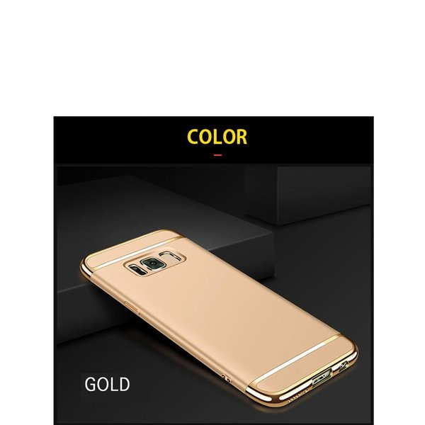 scv36 フル 保護フィルム 付き au Galaxy S8 SCV36 ケース カバー SC-02J sc02j 耐衝撃 S8+ SCV35  SC-03J sc03j ギャラクシーS8 3in1slimmat Red crown-shop 07