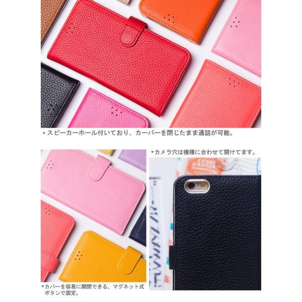 iPhone8Plus ケース 手帳型 カバー ガラスフィルム 付き アイフォン8プラス 手帳 手帳型ケース 耐衝撃 おしゃれ ブランド アイホン8プラス COLORFUL|crown-shop|02