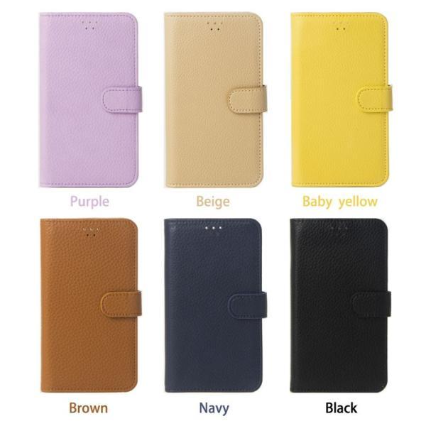 iPhone8Plus ケース 手帳型 カバー ガラスフィルム 付き アイフォン8プラス 手帳 手帳型ケース 耐衝撃 おしゃれ ブランド アイホン8プラス COLORFUL|crown-shop|04
