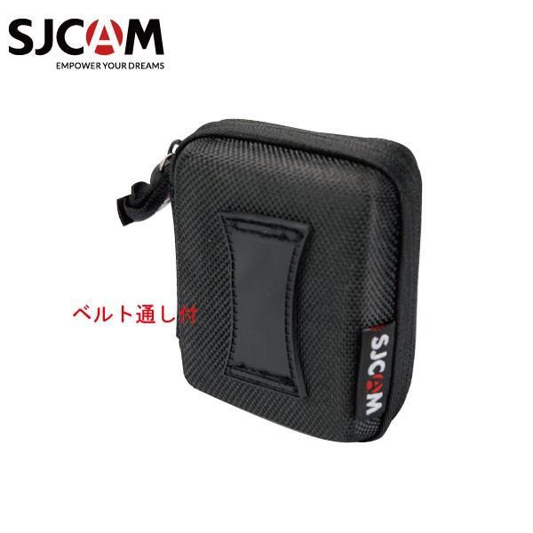 SJCAM 純正ストレージバック カメラケース サイズS