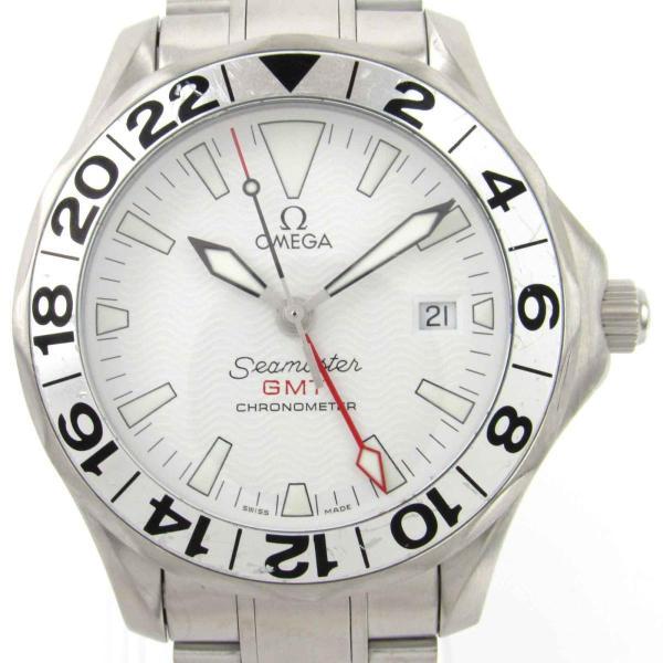 size 40 780a0 cded7 オメガ シーマスターGMT ウォッチ 腕時計/人気 ステンレス ...