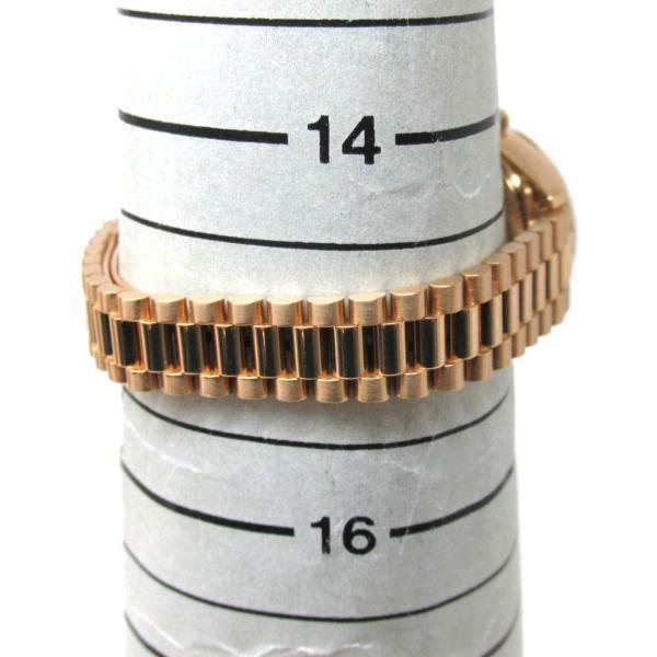 ロレックス デイトジャスト 腕時計 ウォッチ K18YG(750)イエローゴールド x ダイヤモンド 69178G ランクA