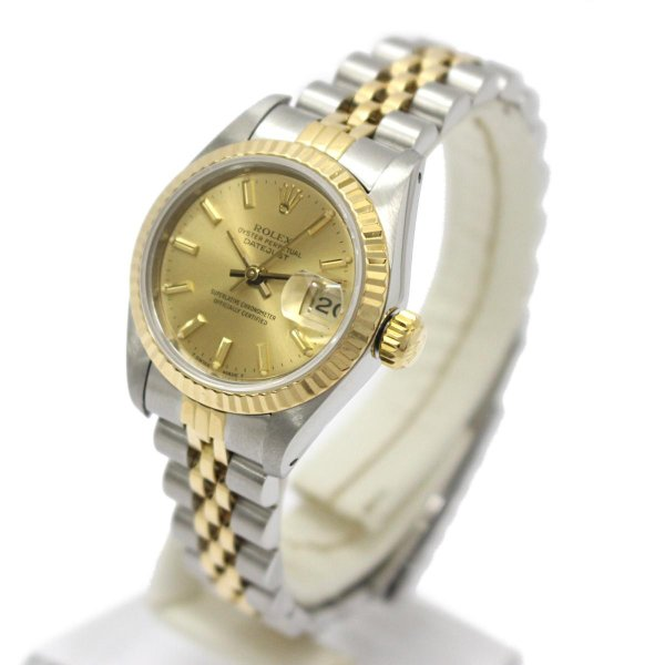 timeless design 5462b f9c81 ロレックス デイトジャスト レディース レディース 腕時計 ...