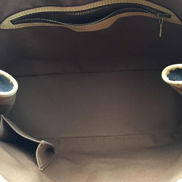 ルイ・ヴィトン バティニョール・オリゾンタル 茶系 モノグラム M51154 ランクB|cruru|13