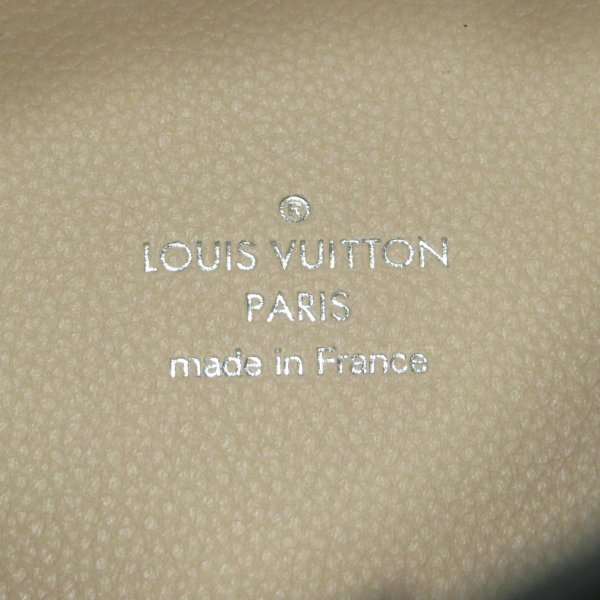 ルイ・ヴィトン ヒナPM 2WAYショルダーバッグ マグノリア マヒナ M54353 ランクS
