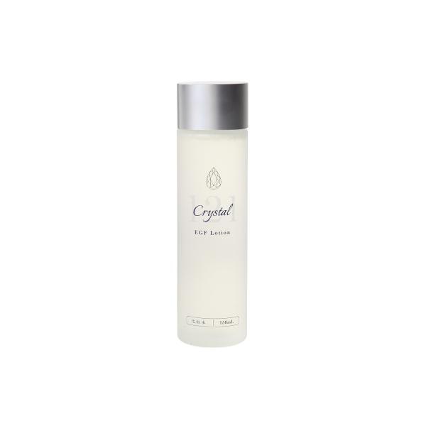 EGF 化粧水 ローション クリスタル121 レディース メンズ 無香料 2ヶ月 150ml|crystal-egf