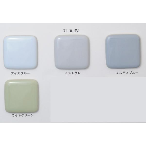 浴室修復塗料 バスロン バスタブと床パン用と施工道具セット 塗布剤 選べる10色|crystalfiber|03