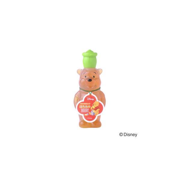 (代引き不可)くまのプーさんメキシコ産オレンジはちみつボトル 190g×24本