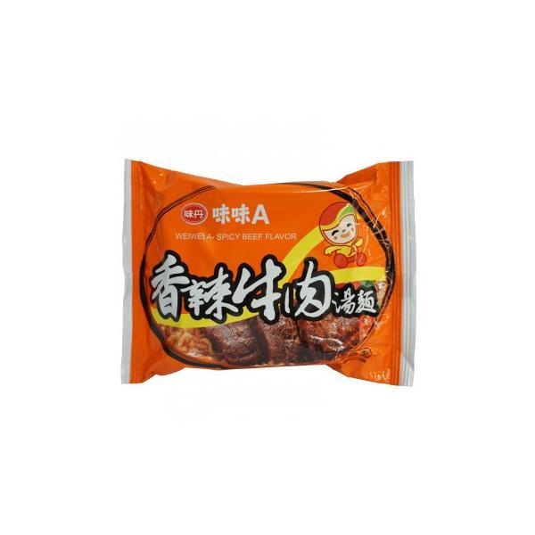 味味A  インスタント麺 香辣牛肉(ビーフ味) 80g 30袋セット 941