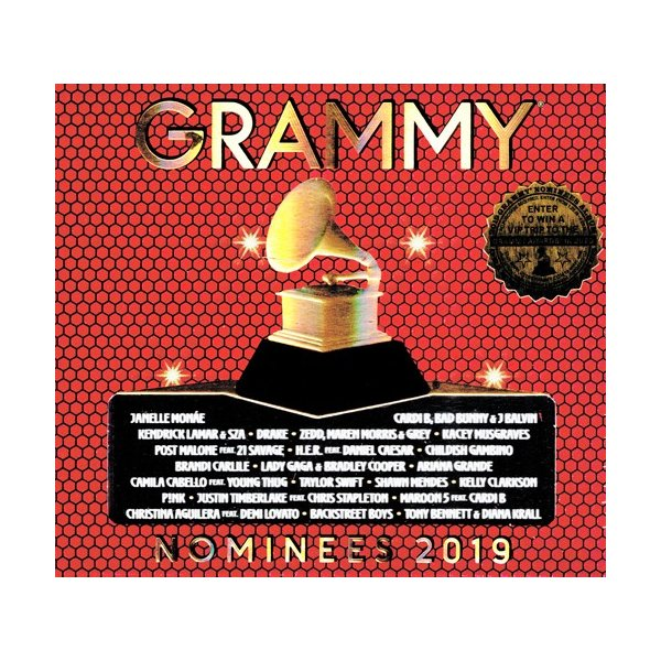 2019 GRAMMY NOMINEES ALBUM / グラミー賞【輸入盤】(CD)|csc-online-store