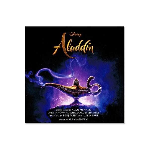 O.S.T: Disney  ALADDIN アラジン / サウンドトラック サントラ【輸入盤】(CD)|csc-online-store