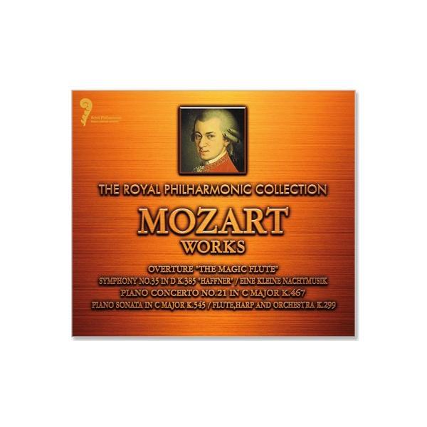 癒しのモーツァルト MOZART WORKS (CD6枚組) 6CD-303|csc-online-store|02