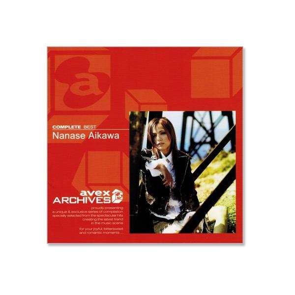 相川七瀬 コンプリートベスト Nanase Aikawa Complete Best (CD)|csc-online-store|02