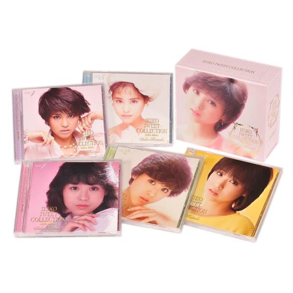 松田聖子 SEIKO SWEET COLLECTION 5枚組 高品質 Blu-spec (CD) csc-online-store