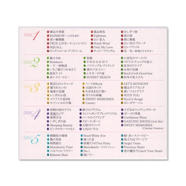 松田聖子 SEIKO SWEET COLLECTION 5枚組 高品質 Blu-spec (CD) csc-online-store 03