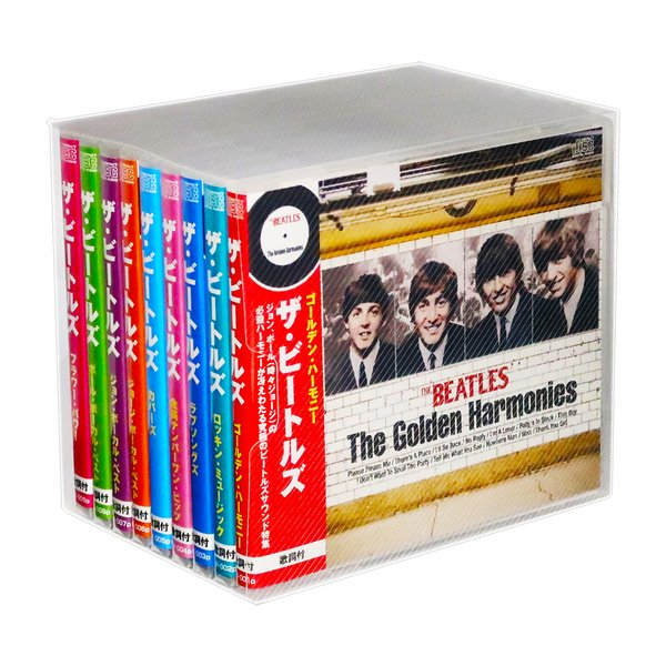 ザ・ビートルズ オール・ザ・ベスト CD全9枚組 全108曲 (BOX付)セット