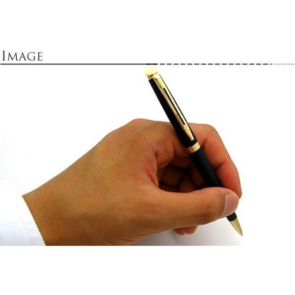 WATERMAN ウォーターマン メトロポリタンエッセンシャル マットブラックGTボールペン ブランド cufflink 03