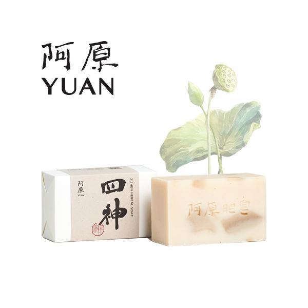 YUAN ユアン 四神(しじん)ソープ 100g (阿原 ユアンソープ 石鹸 石けん 無添加 手作り 台湾) cufflink