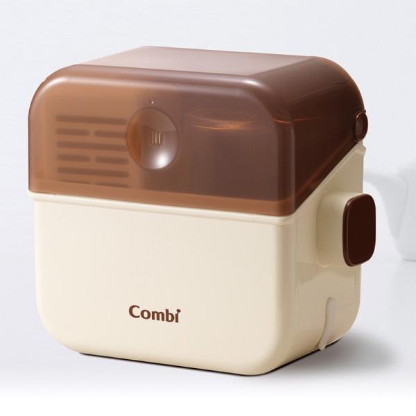 コンビ 哺乳瓶 除菌ケース 除菌じょーずα バニラ(Combi)|cunabebe|03