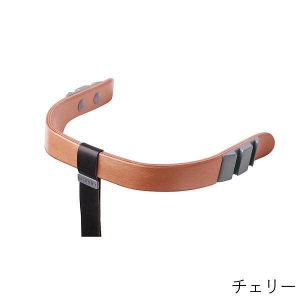 ベビーチェア ハイタイプ 長く使える 木製ハイチェア リエンダー セーフティーバー Leander キッズチェア|cunabebe|04