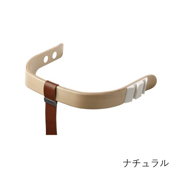 ベビーチェア ハイタイプ 長く使える 木製ハイチェア リエンダー セーフティーバー Leander キッズチェア|cunabebe|05