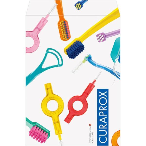 歯ブラシ 夫婦カップルお揃い 贈答 ギフト用封筒 クラプロックス FOR COUPLE3000円コースペアブラシセット|curaprox|02