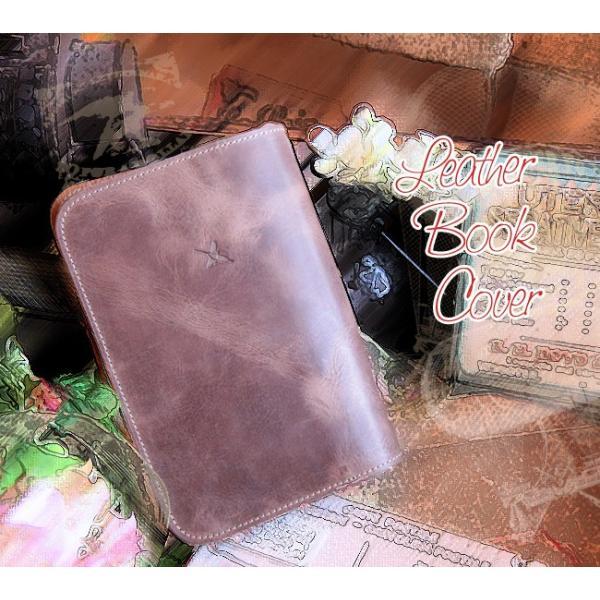 レザー ブックカバー(文庫本カバー 革製)(Ain Soph アインソフ)|curicolle