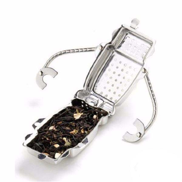 ロボット・ティーストレーナー[ROBOTのティーインフューザー/茶こし/茶漉し]※返品交換は承っておりません。|curicolle|04