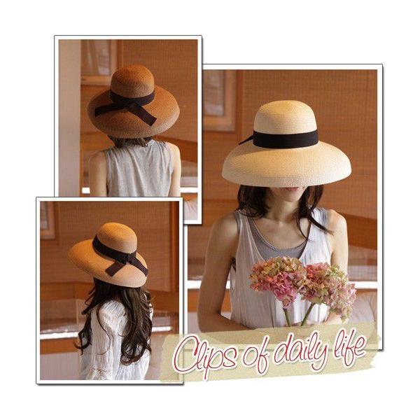 お顔をまあるく可愛く包む帽子。クラシカルラウンドハット・Mixブレード(帽子)(返品・交換・ギフト包装不可)|curicolle|02
