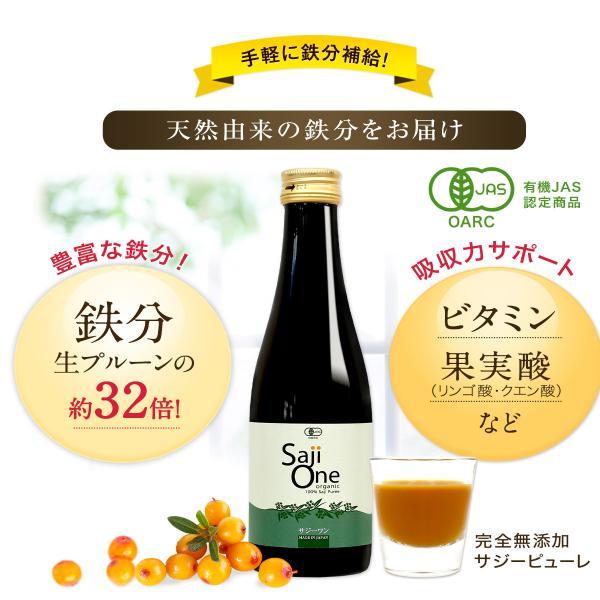 サジージュース 300ml サジー 100% 有機JAS認定 シーベリー シーバックソーン お試し初回限定|curilla|09