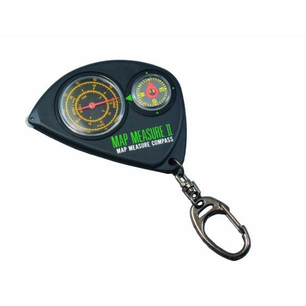 マップメジャーコンパス キルビメーター付き ブラック 4220-05|curvimetrecom