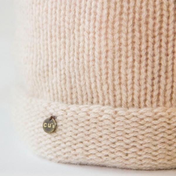 ふんわり極上のカシミヤ100%ニット帽キャップ 男女兼用 カラー:19色 ふわっと軽い薄手タイプ|cus|04