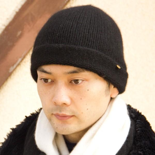 ふんわり極上のカシミヤ100%ニット帽キャップ 男女兼用 カラー:19色 ベーシック中厚タイプ|cus|03