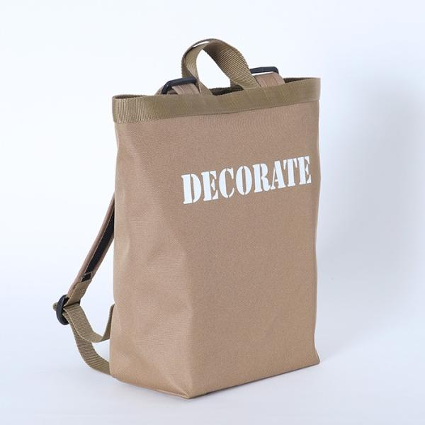 decorate キッズリュック デュアリング-タクティクス Dualing-Tactics Sサイズ 2018商品 cuscus-cuscus 02