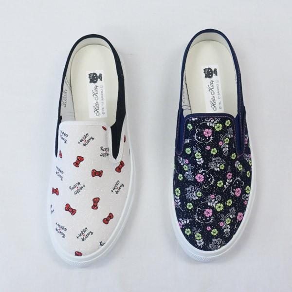 Asahi Shoes kitty
