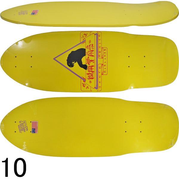 SANTA MONICA AIRLINES サンタモニカエアライン スケボー スケートボード オールドスクール デッキ SMA Natas Kaupas First Panther 10inch