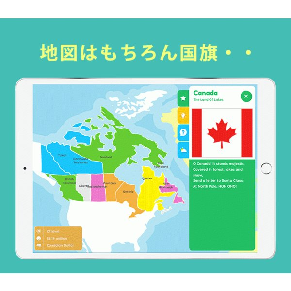 3Dで学べる 知育地球儀 Shifu Orboot 地球儀 図鑑 クリスマスプレゼントに最適 世界各国の特徴や文化が楽しみながら学習できる 立体表示|cybermall4|10