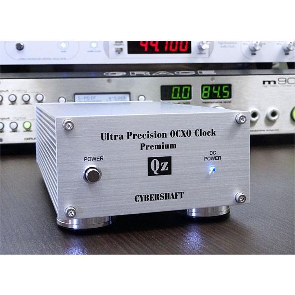 超高精度OCXO10MHzクロック PREMIUM|cybershaft