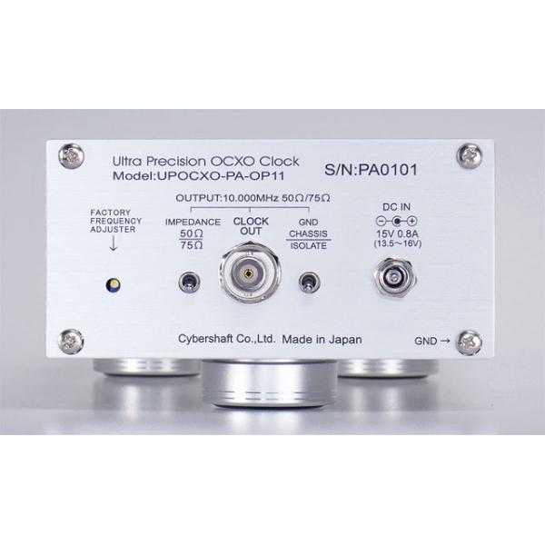 超高精度OCXO 10MHzマスタークロック Palladium OP13【単出力・外部DC専用】|cybershaft|03
