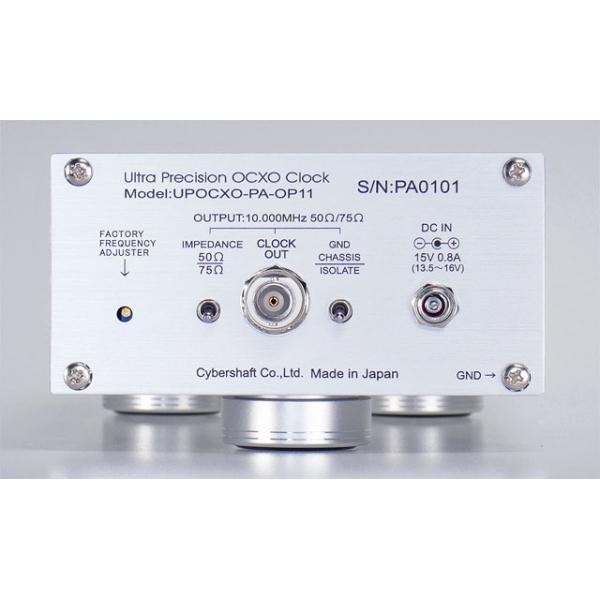 超高精度OCXO 10MHzマスタークロック Palladium OP14【単出力・外部DC専用】|cybershaft|03