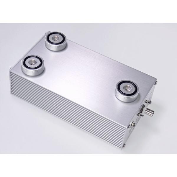 超高精度OCXO 10MHzマスタークロック Silver【単出力・外部DC専用】|cybershaft|04