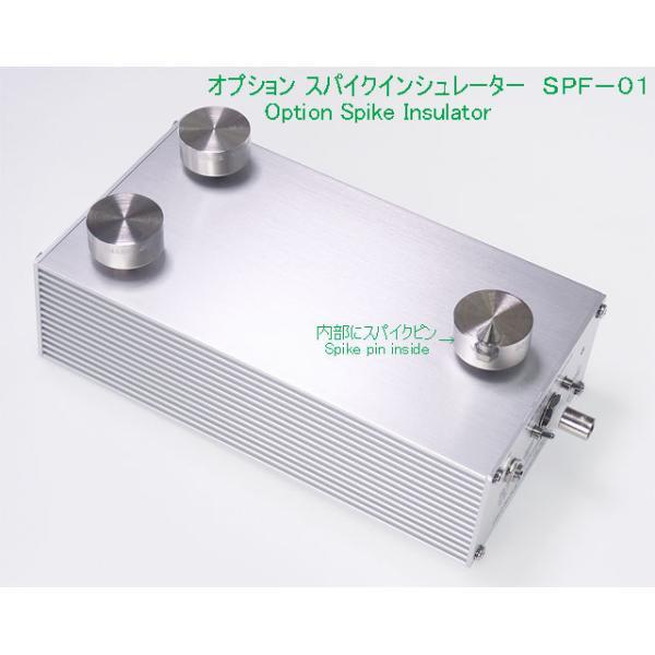 超高精度OCXO 10MHzマスタークロック Silver【単出力・外部DC専用】|cybershaft|05