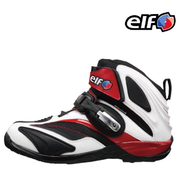 《あすつく》〔elf〕 シンテーゼ14 防水ライディングシューズ synthese14 エルフ バイク用 バイクシューズ スニーカー バイク用品|cycle-world